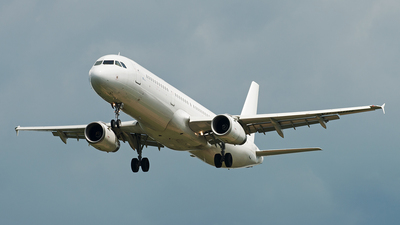 VP-BHN - Airbus A321-231 - Nordwind Airlines