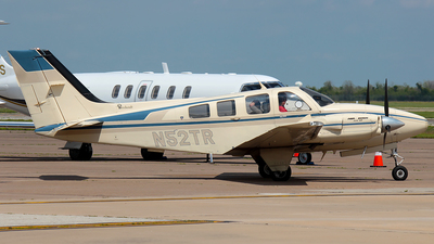 A picture of N52TR - Beech 58P Pressurized Baron - [TJ448] - © MISAEL OCASIO HERNANDEZ