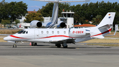 D-CBEN - Cessna 560XL Citation XLS Plus - Private