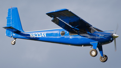 N6334V - Helio H295 Courier - Private