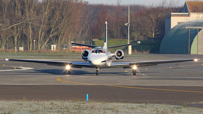 D-IADV - Cessna 551 Citation II(SP) - Private
