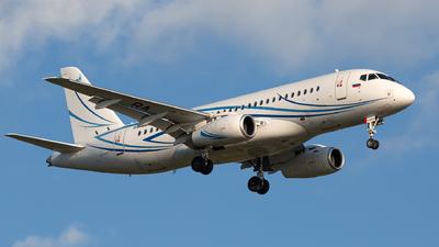 RA-89054 - Sukhoi Superjet 100-95LR - Gazpromavia