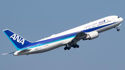 JA611A - Boeing 767-381(ER) - All Nippon Airways (Air Japan)