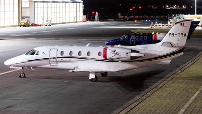YR-TYA - Cessna 560XL Citation XLS Plus - Toyo Aviation