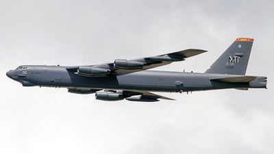 60-0055 - Boeing B-52H Stratofortress - United States - US Air Force (USAF)
