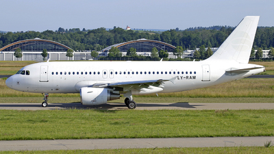 LY-RAM - Airbus A319-112 - GetJet Airlines