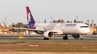 N217HA - Airbus A321-271N - Hawaiian Airlines