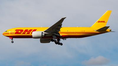 D-AALO - Boeing 777-FBT - DHL (AeroLogic)