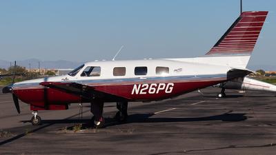 N26PG - Piper PA-46-350P Malibu Mirage - Private