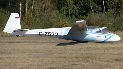 D-7522 - Schleicher ASK-13 - Zoute Aviation Club