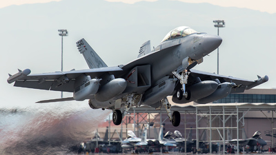 166934 - Boeing EA-18G Growler  - United States - US Navy (USN)