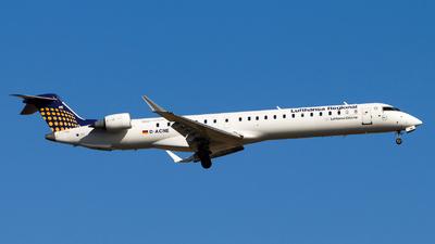 A picture of DACNE - Mitsubishi CRJ900LR - Lufthansa - © Chr Pe