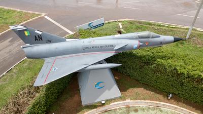 FAB4914 - Dassault Mirage 3EBR - Brazil - Air Force