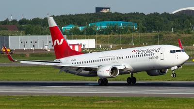 VP-BSA - Boeing 737-8ME - Nordwind Airlines