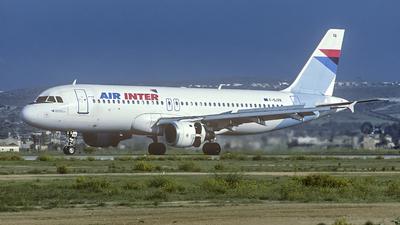 F-GJVA - Airbus A320-211 - Air Inter