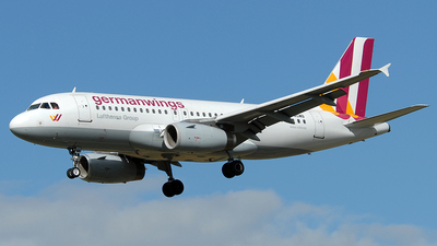 D-AGWB - Airbus A319-132 - German Wings
