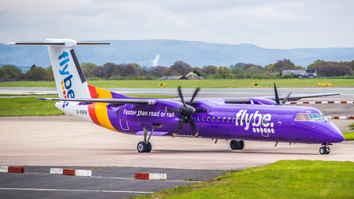 G-PRPH - Bombardier Dash 8-Q402 - Flybe