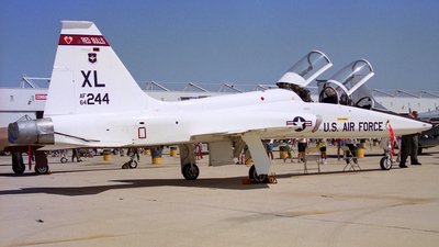 64-13244 - Northrop T-38A Talon - United States - US Air Force (USAF)