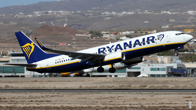 A picture of 9HQBC - Boeing 7378AS - Ryanair - © Alfonso Solis