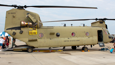 10-08409 - Boeing CH-47F Chinook - United States - US Army
