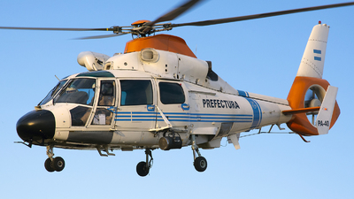 PA-40 - Eurocopter AS 365N1 Dauphin - Argentina - Prefectura