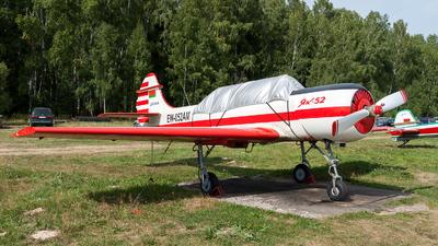 EW-052AM - Yakovlev Yak-52 - Belarus - DOSAAF