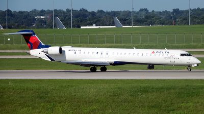 A picture of N912XJ - Mitsubishi CRJ900LR - Delta Air Lines - © mariaPGAer