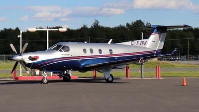 C-FVPK - Pilatus PC-12/45 - Private Air