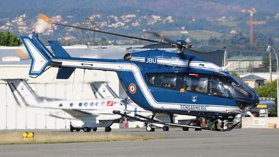 F-MJBU - Eurocopter EC 145 - France - Gendarmerie