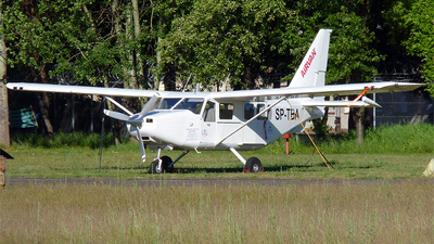 SP-TBA - Gippsland GA-8-TC320 Airvan - Private