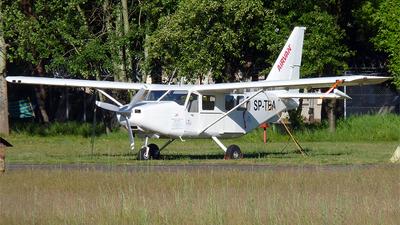 SP-TBA - Gippsland GA-8-TC320 Airvan - Private