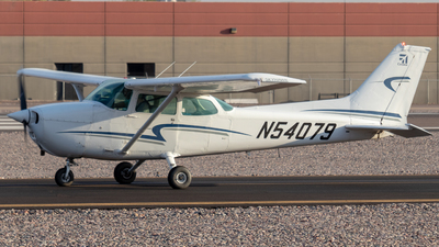 N54079 - Cessna 172P Skyhawk - Private