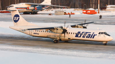 A picture of VQBLC - ATR 72500 - [0942] - © SeniorNN