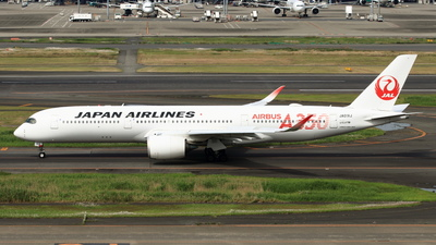 A picture of JA01XJ - Airbus A350941 - Japan Airlines - © NRT Spotter