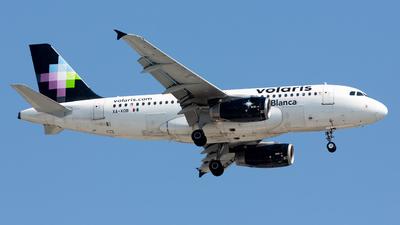 XA-VOB - Airbus A319-133 - Volaris