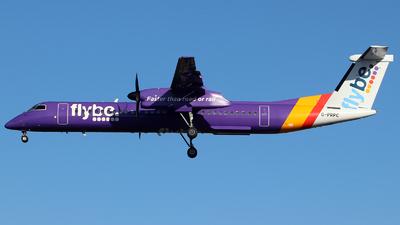 A picture of GPRPC - De Havilland Canada Dash 8400 - Flybe - © n94504