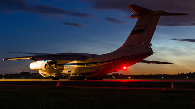 RF-76558 - Ilyushin IL-76MD - Russia - Air Force