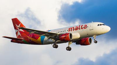9H-AEL - Airbus A319-111 - Air Malta