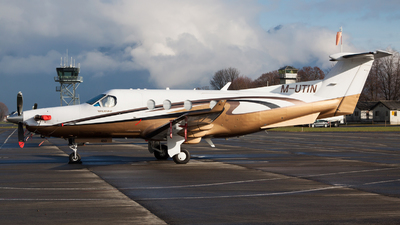 M-UTIN - Pilatus PC-12/45 - Private