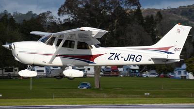ZK-JRG - Cessna 172S Skyhawk SP - Aero Club - Auckland