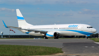 A picture of SPENZ - Boeing 73785F - Enter Air - © Darius Swoboda