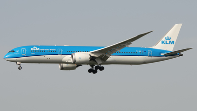 PH-BHI - Boeing 787-9 Dreamliner - KLM Royal Dutch Airlines