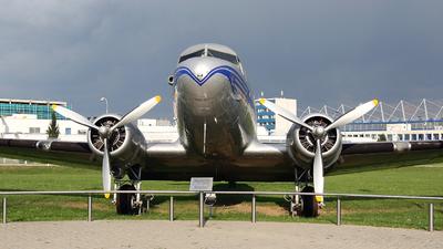 OK-XDM - Douglas DC-3 - CSA Ceskoslovenske Aerolinie
