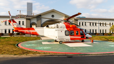 B-721E - Agusta-Westland AW-139 - Shanghai Kingwing General Aviation