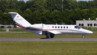A picture of LXFPF - Cessna 525B CitationJet CJ3 -  - © BaszB