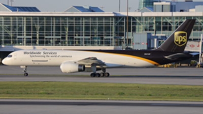N441UP - Boeing 757-24A(PF) - United Parcel Service (UPS)