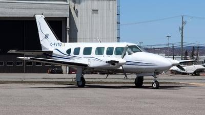 C-FVTQ - Piper PA-31-350 Navajo Chieftain - Strait Air