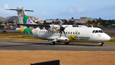 F-OIXE - ATR 42-500 - Air Antilles Express