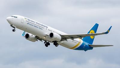 UR-PSJ - Boeing 737-9KVER - Ukraine International Airlines