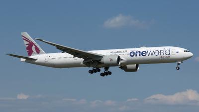 A7-BAB - Boeing 777-3DZER - Qatar Airways